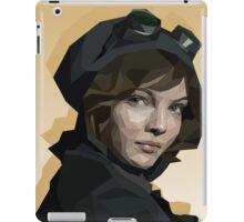 Selina Kyle iPad Case/Skin