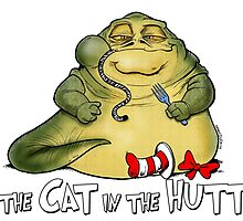 The Cat in the Hutt. by Kenny Durkin