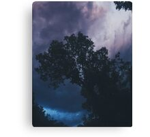 Sky after the storm  Canvas Print
