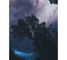 Sky after the storm  Photographic Print