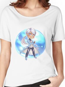 Blanche Pokemon Go Women's Relaxed Fit T-Shirt