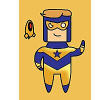 Booster Gold! Photographic Print