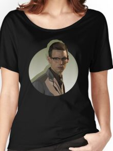 Ed Nygma Women's Relaxed Fit T-Shirt