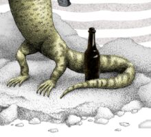Lizards of Liberty Imperial Stout Sticker