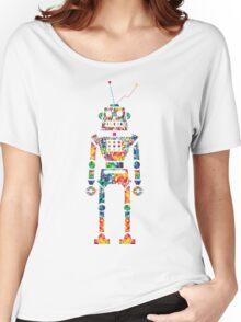 Robotix. Women's Relaxed Fit T-Shirt