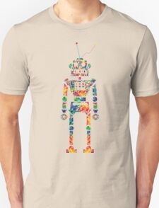 Robotix. Unisex T-Shirt