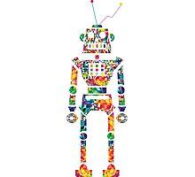 Robotix. Photographic Print