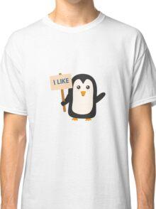 Penguin like   Classic T-Shirt