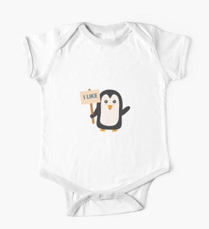 Penguin like   One Piece - Short Sleeve