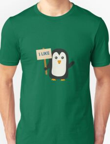 Penguin like   Unisex T-Shirt
