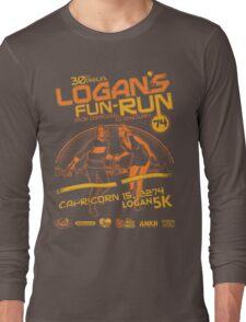 Logan's Fun-Run Long Sleeve T-Shirt