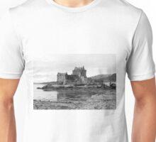Eilean Donan Castle and Loch  Unisex T-Shirt