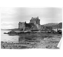 Eilean Donan Castle and Loch  Poster