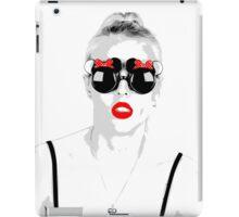 Pop Glasses iPad Case/Skin