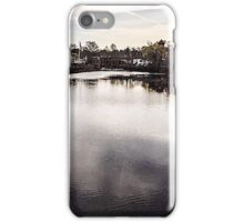 Water front view iPhone Case/Skin