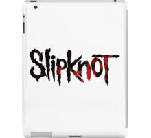 Slipknot Blood Logo iPad Case/Skin
