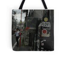 Love Me Tokyo Tote Bag