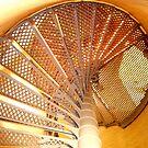 Lighthouse steps ^ by ctheworld