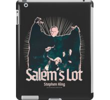 Salem's Lot Stephen King iPad Case/Skin