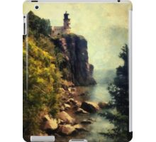Safe Harbor at Sunset iPad Case/Skin
