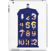 The Number Who iPad Case/Skin