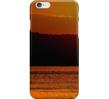 Sunrise Lake Macquarie iPhone Case/Skin