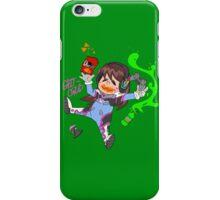 CHIBI GAMER D.AV iPhone Case/Skin
