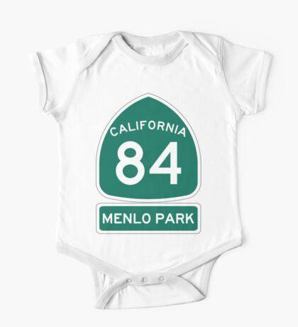 CA-84 - Menlo Park One Piece - Short Sleeve