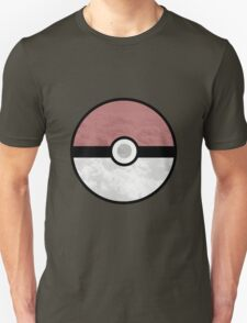 Pokemon Pokeball Clouds Unisex T-Shirt