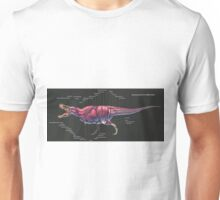 2016 Tyrannosaurus Rex Muscle Study Unisex T-Shirt