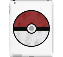 Pokemon Pokeball Flower iPad Case/Skin