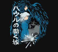 Howls Moving Castle - Studio Ghibli Unisex T-Shirt