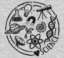 Love Science Baby Tee
