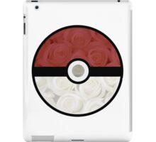 Pokemon Pokeball Roses iPad Case/Skin