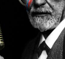 Pop Freud Sticker