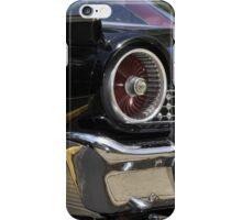 REAR '61 FORD GALAXIE  iPhone Case/Skin