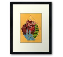 Four Horsemen Series - Conquest Framed Print