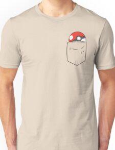 POKEBALL POCKET Unisex T-Shirt