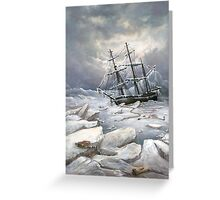 Nordwestpassage Greeting Card