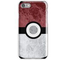 Pokemon Pokeball Water iPhone Case/Skin