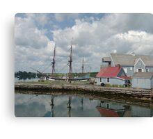 Pictou Harbour Canvas Print
