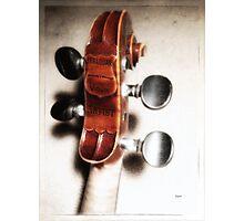 Straduari  Photographic Print