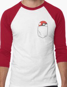 TEAM INSTINCT POCKET Men's Baseball ¾ T-Shirt