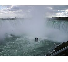 Niagara Falls II Photographic Print