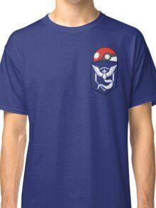TEAM MYSTIC POCKET Classic T-Shirt
