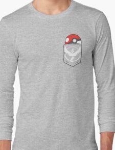 TEAM VALOR POCKET Long Sleeve T-Shirt
