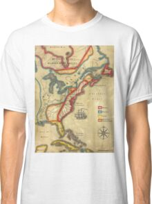 North America 1755 Classic T-Shirt