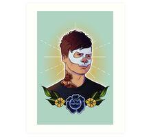 death calum Art Print