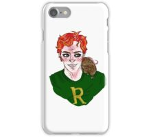 Ron Weasley Sticker iPhone Case/Skin