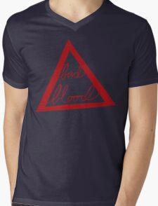 Bad Blood Mens V-Neck T-Shirt